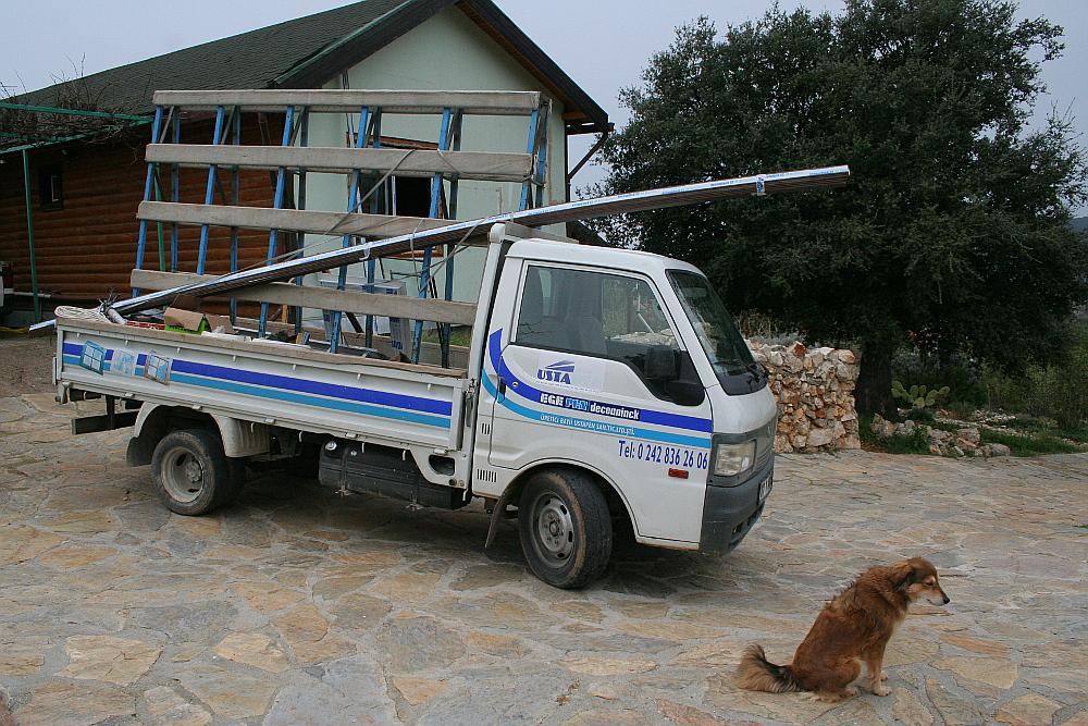 Ustapen truck